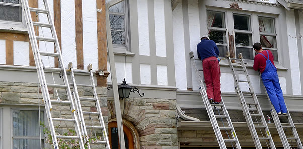 chicago exterior painting