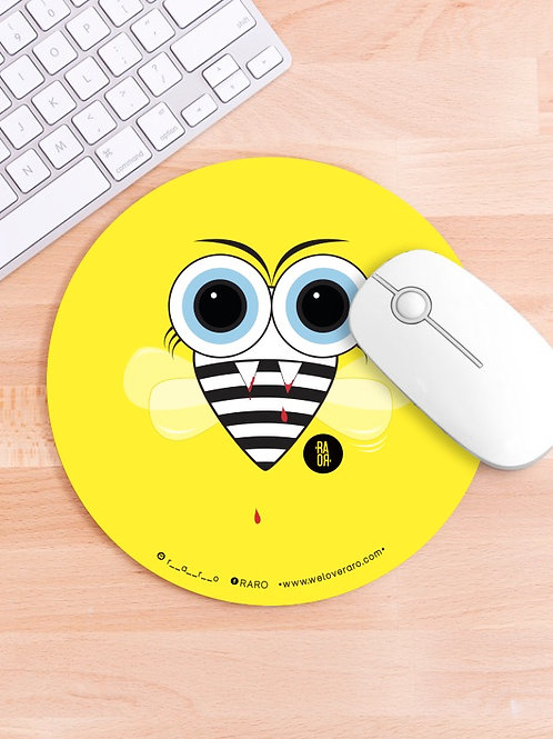 Mouse Pad - Bee Ojos