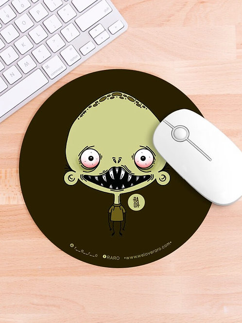 Mouse Pad - Weird