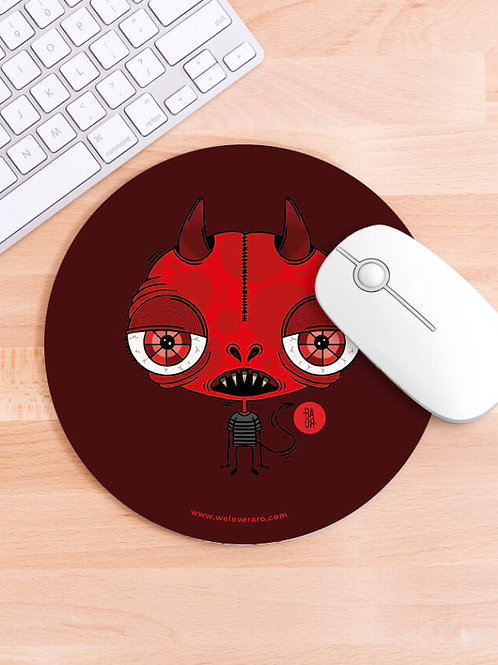 Mouse Pad - Devil
