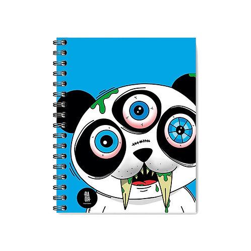 Cuaderno Panda