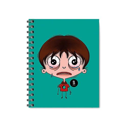 Cuaderno Crybaby