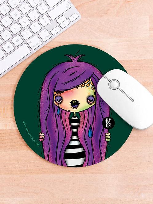 Mouse Pad - PurpleGoddess