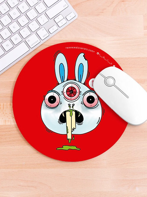 Mouse Pad - Bunny