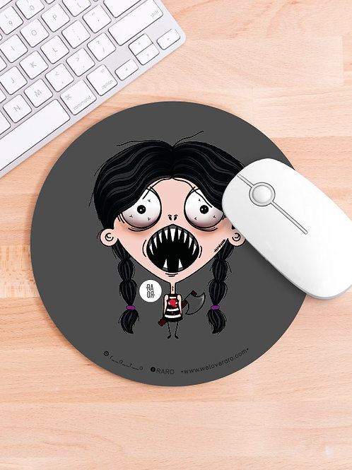 Mouse Pad - Adam Girl
