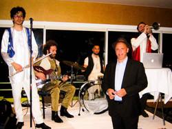 Kukoo G. Singh Cocktail Hour Band