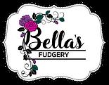 Bella's Fudgery Logo (2021) - Full colou