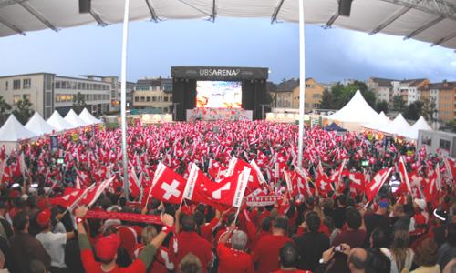 UBS ARENA<br>UEFA EURO 2008™