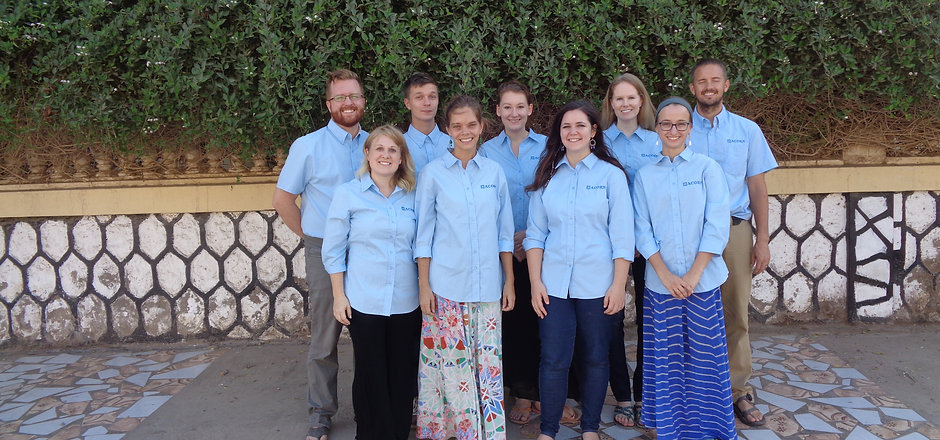 The ACORN Djibouti Team!