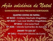 Ação Solidária de Natal