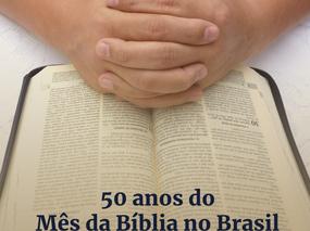 50 anos de Mês da Bíblia