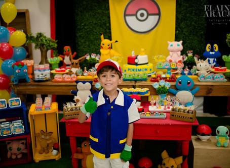 Aniversário 6 anos Lucas