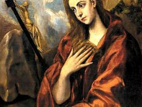 Santa Maria Madalena - 22 de Julho