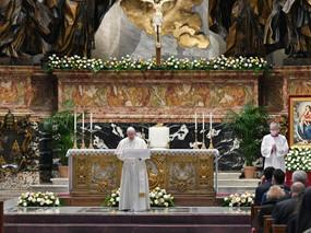 Mensagem Urbi Et Orbi do Santo Padre - Domingo de Páscoa dia 04 de Abril