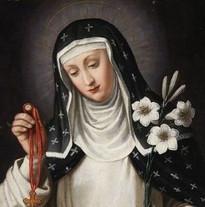 Santa Inês de Montepulciano - 20 de Abril
