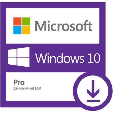 WINDOWS 10 PRO 32/64 Licença ESD Download
