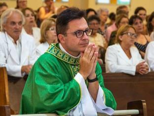 Padre Cláudio 14 anos de Ordenação Presbiteral