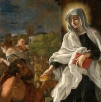 Santa Francisca Romana - 9 Mar