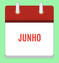 Calendário de Atividades - Junho 2020