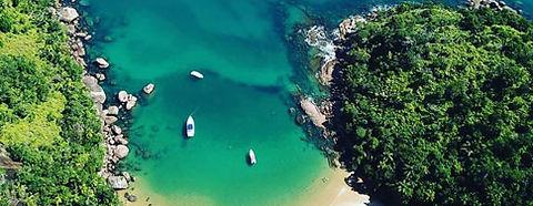Passeio de Lancha Praias do Sul