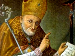 Santo Eusébio de Vercelli  -  2 de Agosto