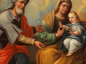 São Joaquim e Sant'Ana  -  26 de Julho