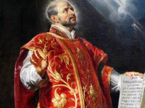 Santo Inácio de Loyola  -  31 de Julho