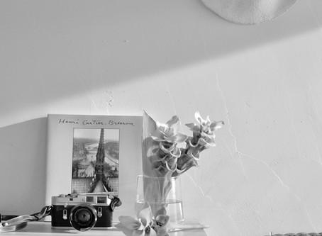 シンプルな花暮らし vol.28 私のカメラと花