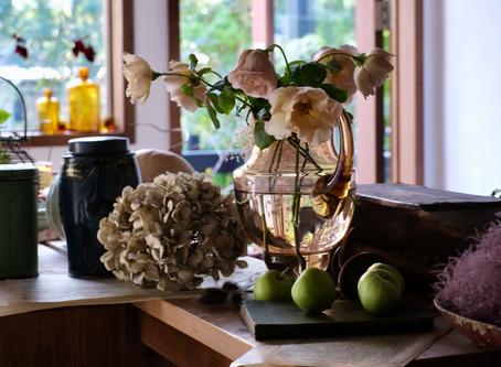 シンプルな花暮らし vol.34 『植物と古道具』イベントまとめ