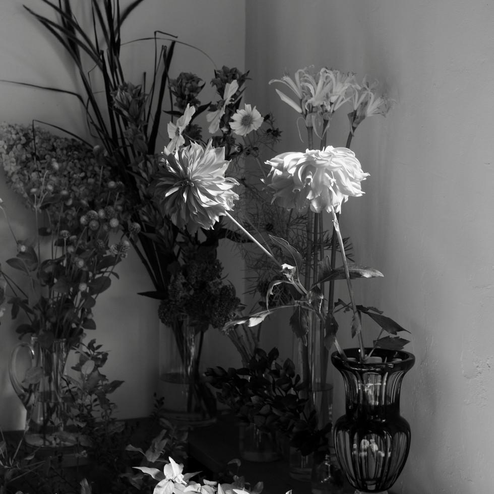 季節の生花