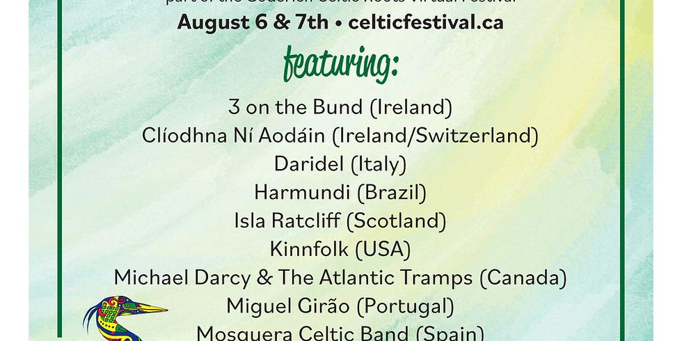 Goderich Celtic Roots Virtual Festival