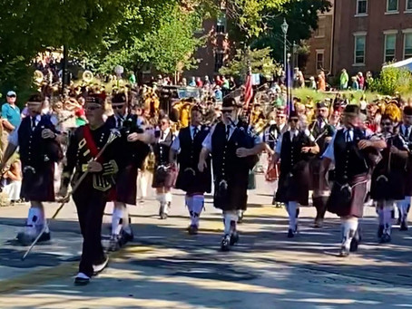 Reflections on the Celtic Classic Highland Games & Festival