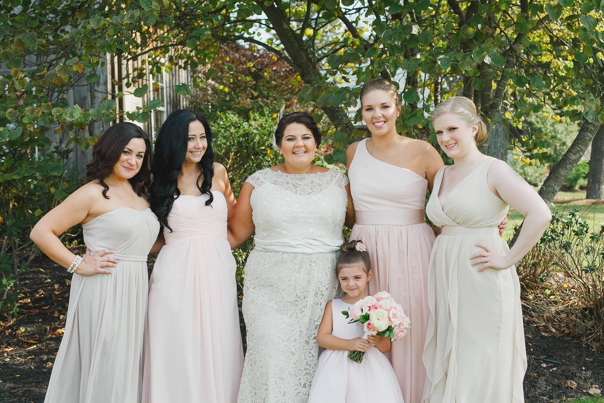 Bridal Party Makeup