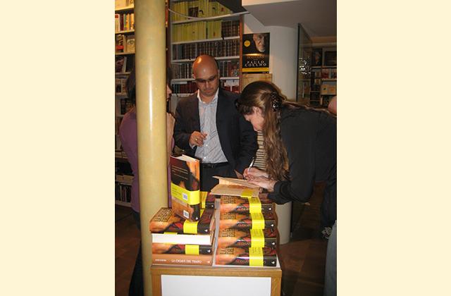 Monte dei Paschi di Siena book presentation