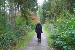 In the footsteps of the Roman legions annihilated at Teutoburger Wald in 9AD