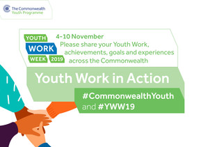 YOUTH WORK WEEK 2019!