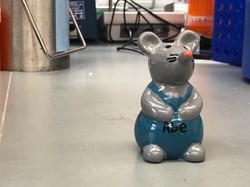 Abe, making Adenine Base Editing fashionable in mice.