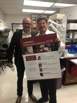 Fil Swirski, visiting professor, for CVRS 2018