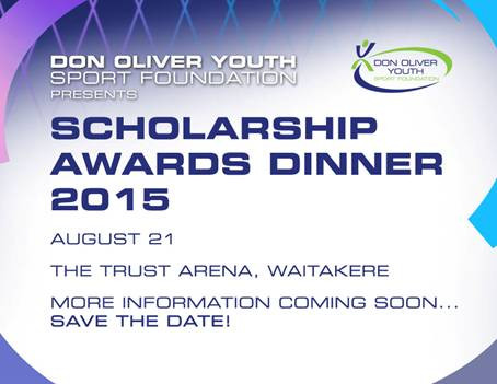 Save the Date for Don Oliver Youth Sport Foundation Scholarship Awards Dinner