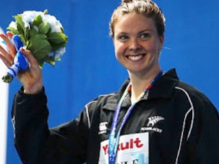 Lauren Boyle - World Championship Silver Medalist 1500m.