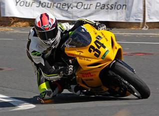 Daniell Mettam - Auckland 600cc Motorbike Champion