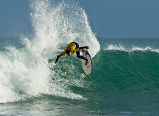 Paerata-Reid shaking up the NZ surfing order