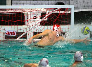Athlete Report: THOMAS KINGSMILL - WATERPOLO Dec 2013