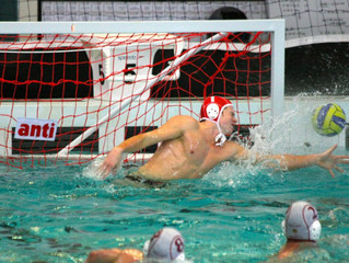Athlete Report: THOMAS KINGSMILL - WATERPOLO Feb 2014