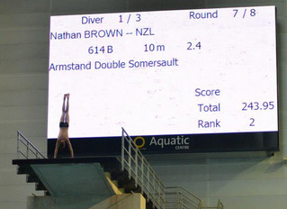 Nathan Brown - Aus Elite Junior Champs