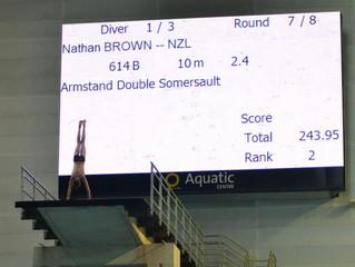 Nathan Brown - Aus Elite Junior Champs