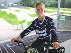 Danielle Sutherland Don Oliver Youth Sports Foundation Sports Scholarship recipient for 2014