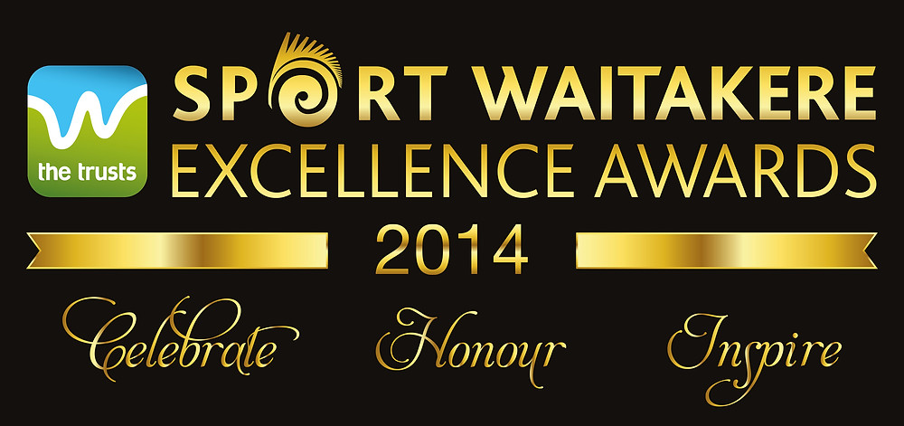 Sport Waitakere Sporting Excellence Awards 2014 Don Oliver Youth Sport Foundation athletes.
