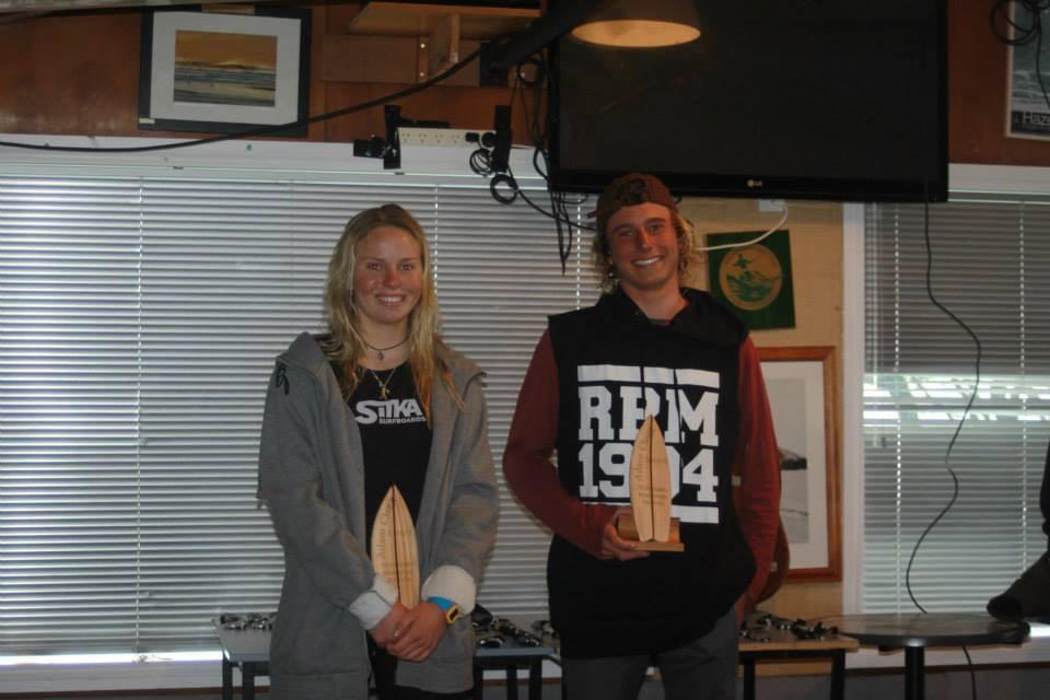 Britt Kindred Don Oliver Youth Sport Foundation Sport Scholarship Bronze Recipient 2014.