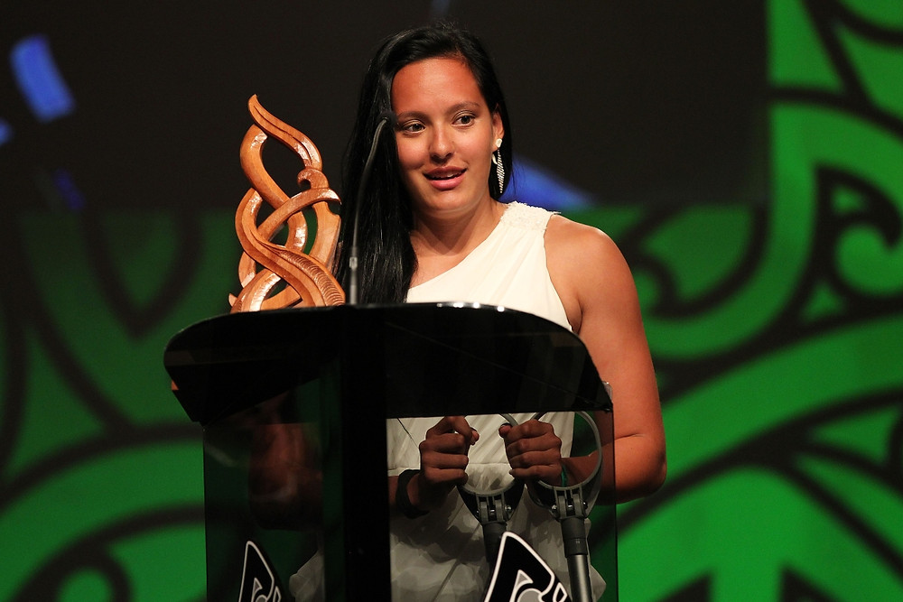 Tyla Nathan-Wong past recipient Don Oliver Youth Sport Foundation sport scholarship